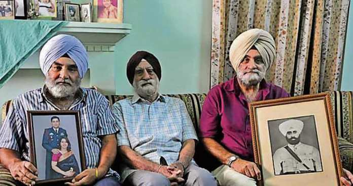 Indian Army's oldest gunner Major GS Jallanwalia bids adieu at the age of 103