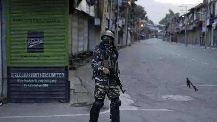 A jawan of J and K police martyred, another injured along with a CRPF jawan in terrorist attack in Pulwama