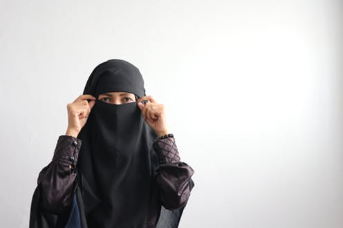 The Print published an article that justified the Niqab using the Wuhan Coronavirus crisis