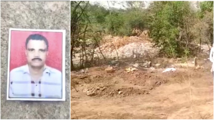 Khaja Miyan had died of heart attack. He was denied burial by six Muslim graveyards for being an 'outsider' then over suspicions of coronavirus