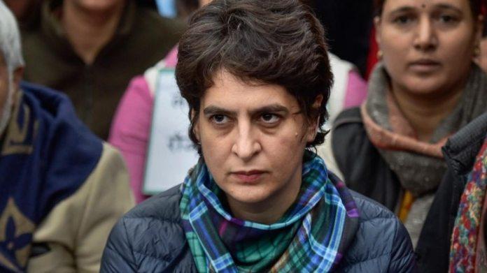 Priyanka Gandhi sends 1 lakh masks to UP after facilitating export of coronavirus from Rajasthan to Amethi