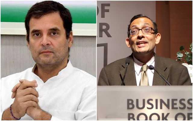 Rahul Gandhi interacted with Nobel laureate Abhijit Banerjee over the economy and coronavirus crisis