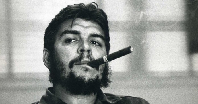 Communist Che Guevera was a racist and a homophobe
