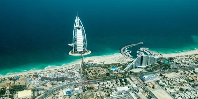 Dubai: Chimera on a spiral towards its death