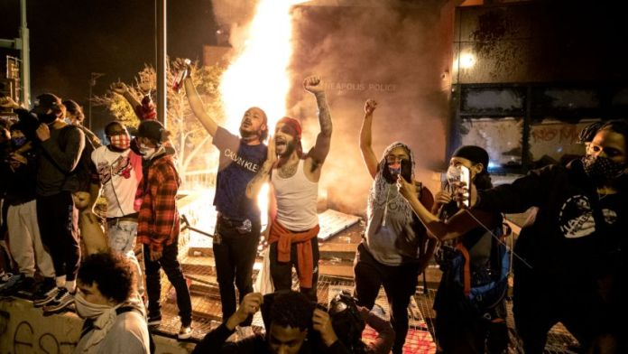 Antifa India has as much violent fantasies as Antifa in the US