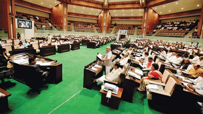 Gujarat assembly speaker confirms resignation of 2 Congress MLAs, reports say more on the way