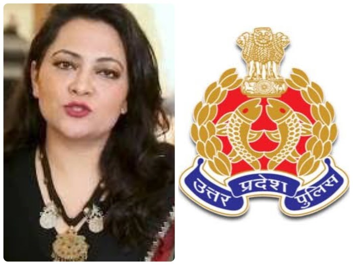 UP Police apprises Cyber cell after The Wire journlaist Arfa Khanum is found peddling fake news