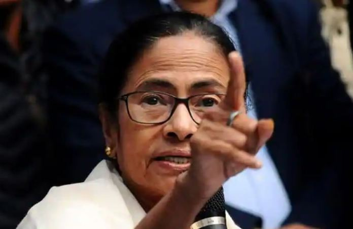 Mamata Banerjee claimed she was providing better quality rice than the central government