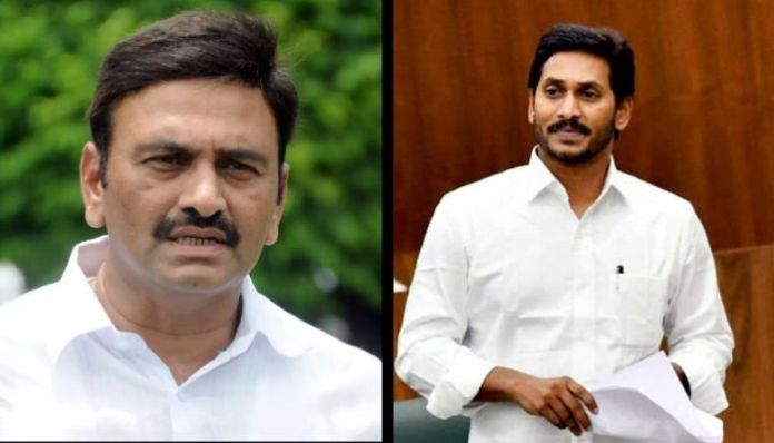 YSRCP MP from West Godavari claims threat to life from his own party members