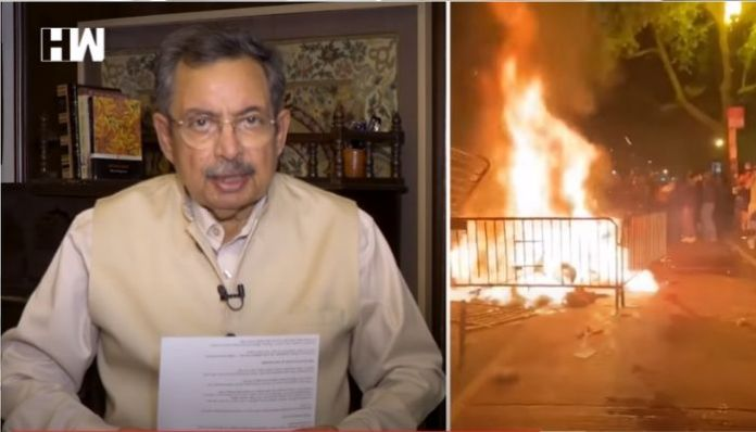Vinod Dua inspired by US riots, provokes people to hit the streets