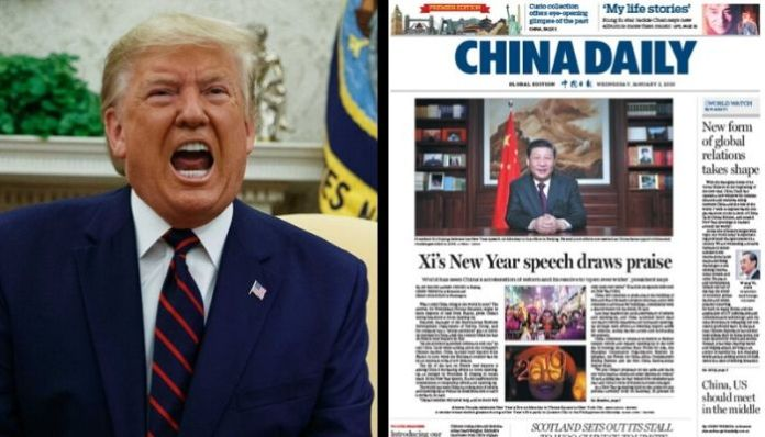 Washington Post, New York Times, Wall Street Journal - US papers on the payroll of China Daily