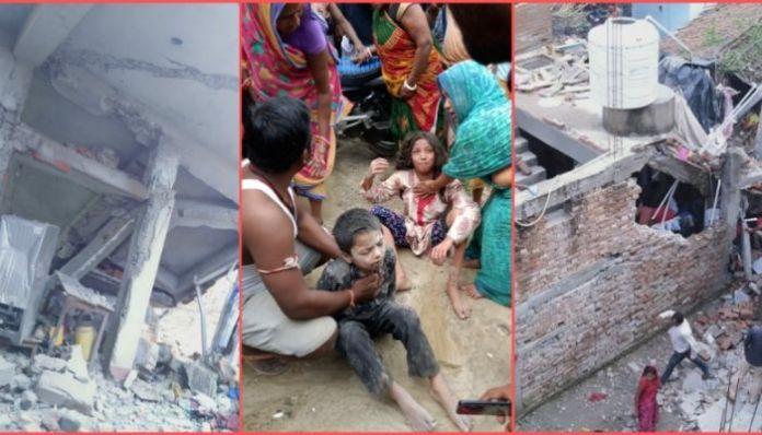 Darbhanga, Bihar: Massive explosion in one Nazir's house, locals suspect bombs and not firecrackers responsible for blast