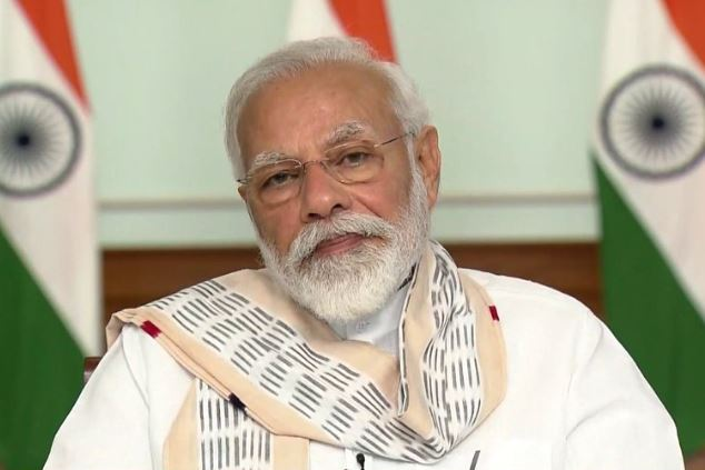 Prime Minister Narendra Modi discussed the Coronavirus situation in the country with Chief Ministers