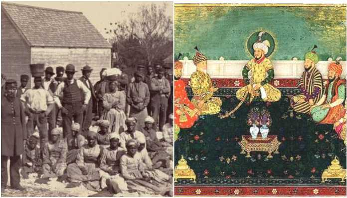 Comparing African Americans in USA to Muslims in India is like reading history upside down