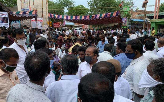 Custodial death in Tuticorin, Tamil Nadu sparks outrage