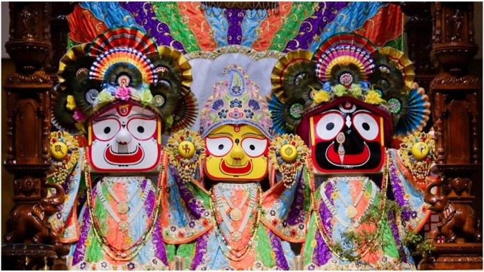 'Anasara' is a two-week quarantine period where the three deities of the Jagannath Temple in Puri are kept under isolation