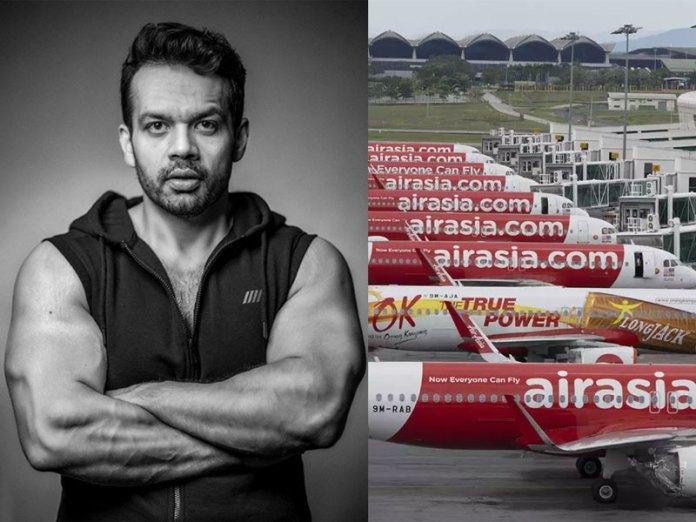 Gaurav Taneja suspended from Air Asia