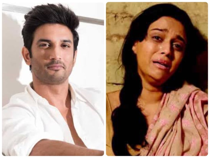Actor Swara Bhaskar uses Sushant Singh Rajput's death to promote her movie