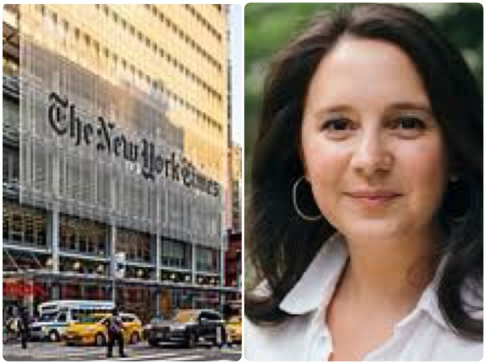Opinion writer Bari Weiss resigns from the New York Times, alleges the organisation was fostering