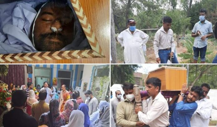 Pakistani Christian Man Who Was Shot for Buying a House in Muslim Neighborhood Dies