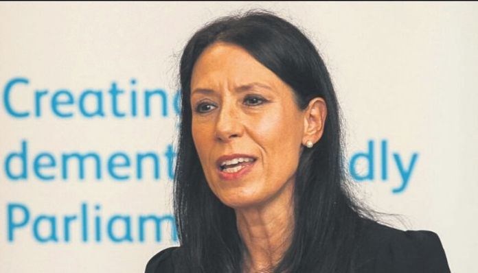 APPGK, led by Debbie Abrahams, recieved funds from Pakistan