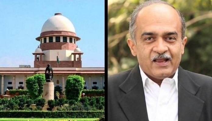 SC concludes hearing 10-year-old contempt case against Prashant Bhushan.