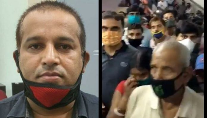 Bengaluru man arrested for sharing fake video claiming rush and panic in Victoria Covid hospital