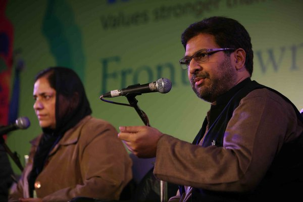 Siddharth Varadarajan admits he is working to destroy Hinduism