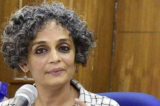 Arundhati Roy's old speech included in University of Calicut syllabus, BJP objects