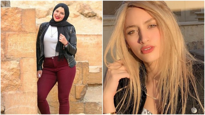 Two Egyptian social media stars have been sentenced by court for 'indecent' dance videos