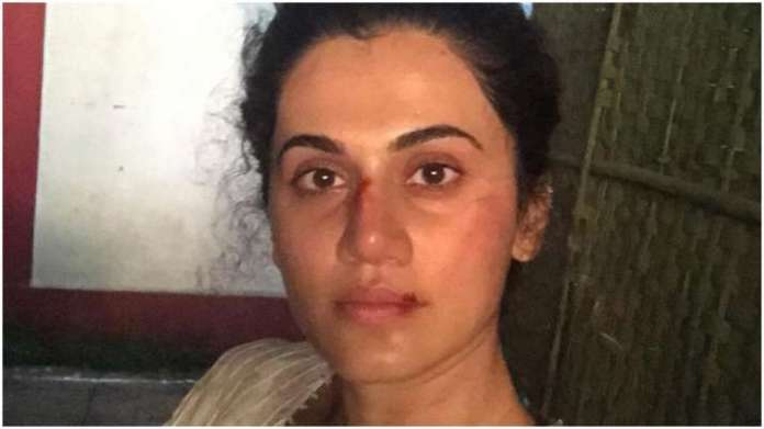'Befitting reply' actress Taapsee Pannu takes U-turn on Nepotism