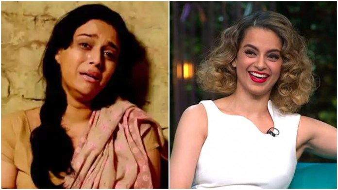 Kangana Ranaut has mocked Swara for 'doing protests for free' while other actress are getting crores for appearance
