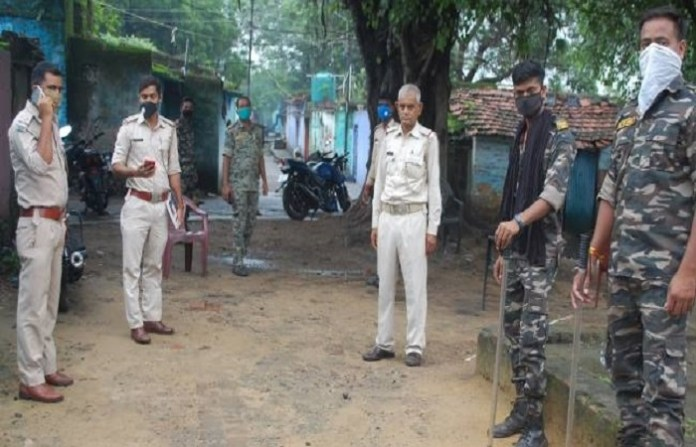 Police deployed in Dhanbad