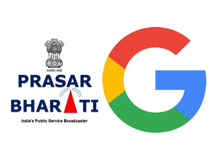 Prasar Bharati and Google will release an edutainment series