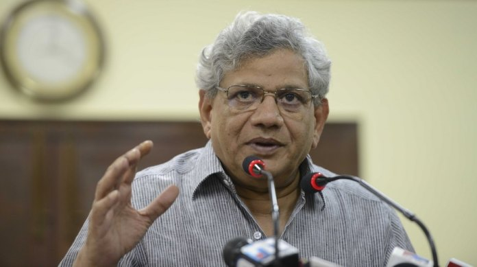 CPI(M) demands release of urban naxals on health grounds