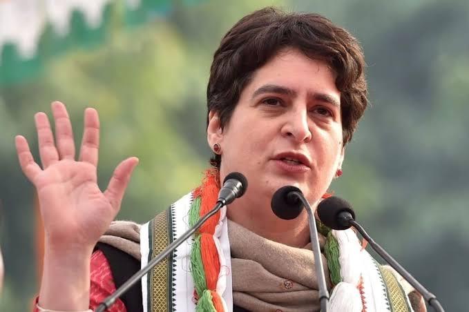 Congress scion Priyanka Gandhi bats for a non-Gandhi to lead the party