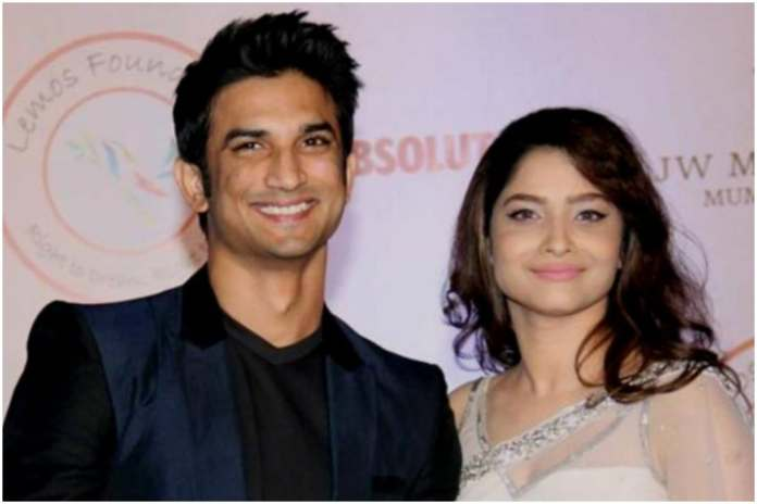 Ankita Lokhande dismisses claims about Sushant Singh paying her EMIs