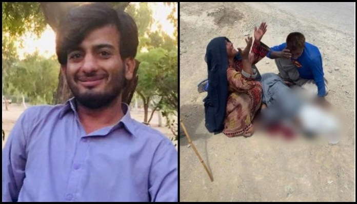 Hayat Baloch: Dragged and murdered by the Pakistani establishment, with 8 bullets fired point black