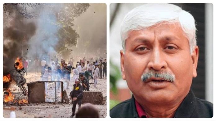 Delhi University Professor Apoorvanand behind the conspiracy of Delhi riots, says Gulfisha