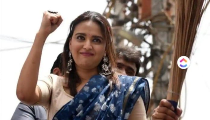 Contempt plea against Swara Bhaskar for scandalising Supreme Court judgement