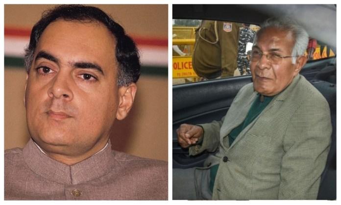 Wajahat Habibullah's book claims Rajiv Gandhi was unaware of the unlocking of the disputed structure in Ayodhya Ram Janmabhoomi in 1986