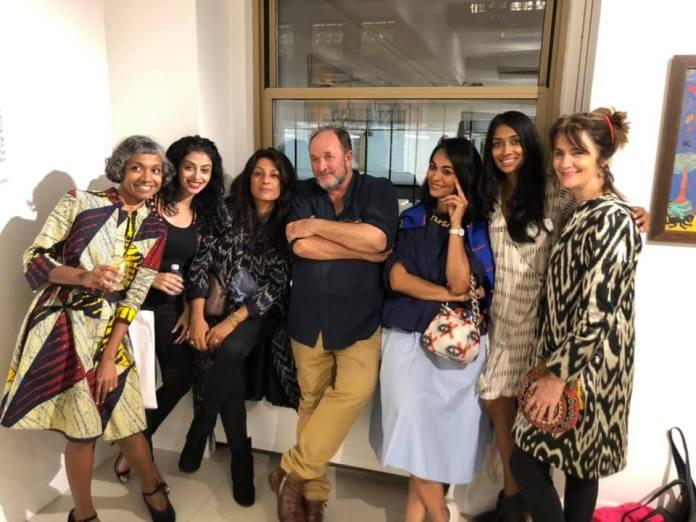 William with ladies