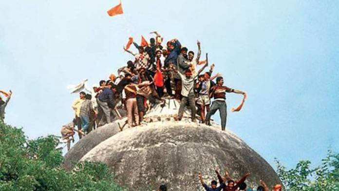 Special court to pass verdict on September 30 on Babri demolition case