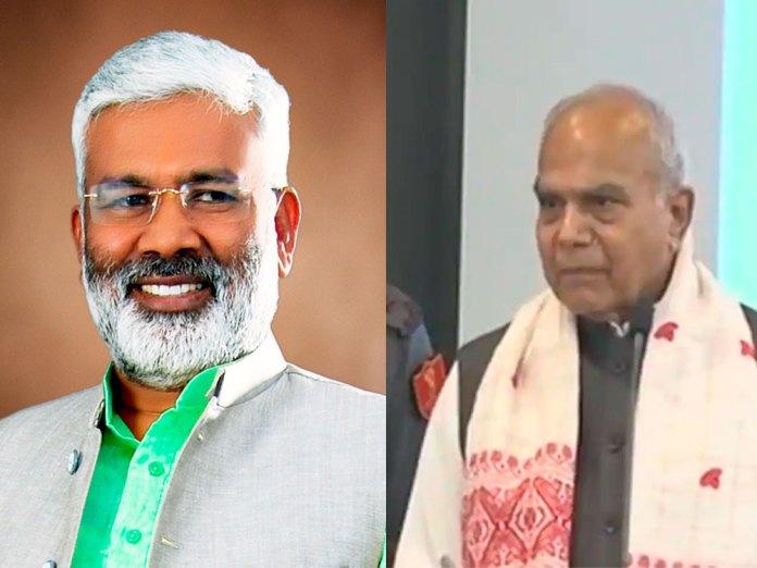 Banwarilal Purohit Swatantra Dev Singh