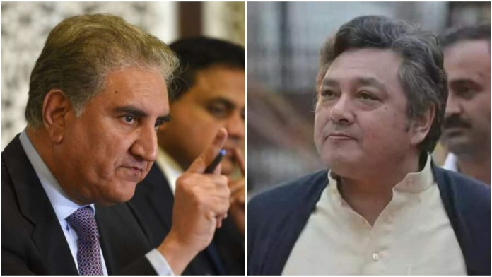 Shah Mehmood Qureshi was accused of slapping Imran Khan's principal secretary. However, the reports were later denied by the government