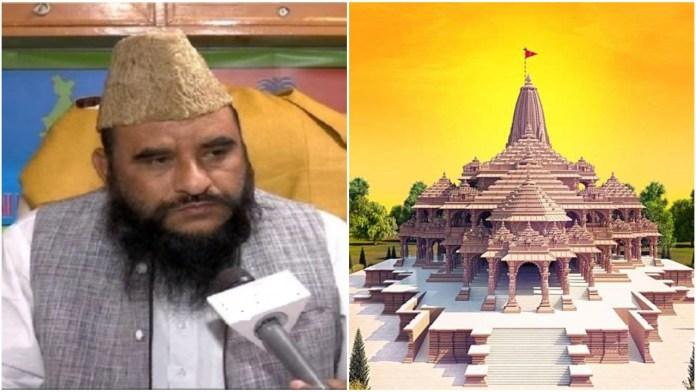 Maulana Sajid Rahsidi says the Ram Temple will one day be demolished