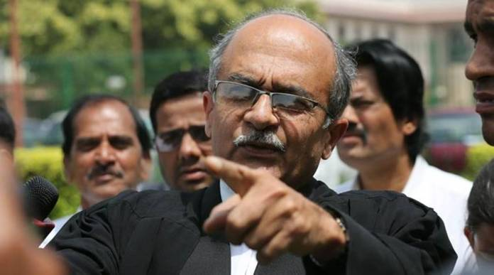 Contempt row: Hundreds of dignitaries criticise statement of CJAR seeking for 'reconsideration' of the verdict against Prashant Bhushan