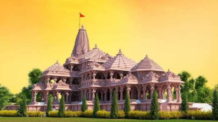 Construction of Ram Mandir to begin in full earnest after the monsoons, the first level is expected to come up in 18 months