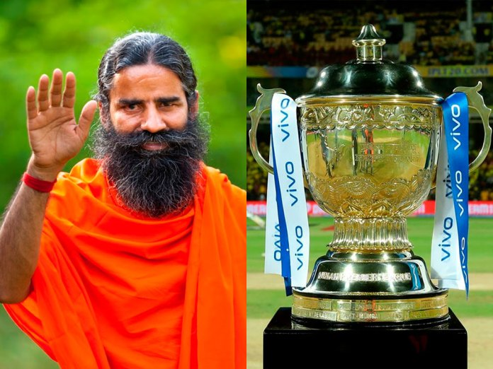 Patanjali may be title sponsors for 13th season of IPL