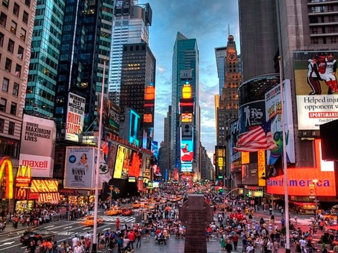 Times Square's NASDAQ billboard not to display images of Lord Ram on Bhoomi Pujan day
